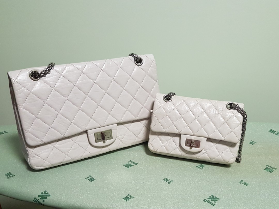 711919a6f6a5 Chanel reissue 224 or 227