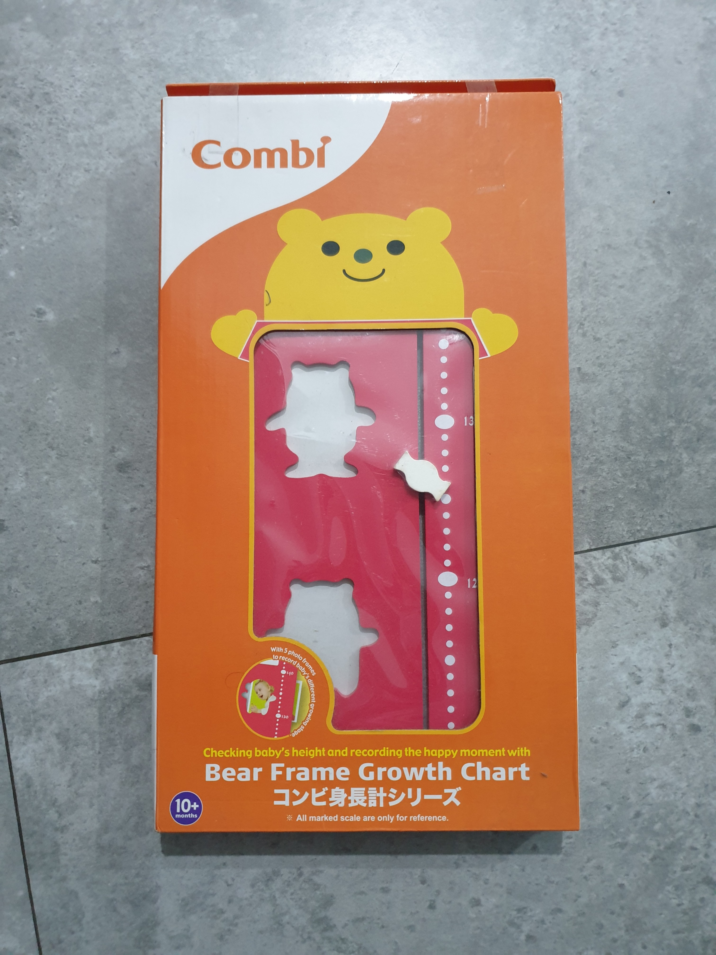 Combi Growth Chart With Photo Frame Babies Kids Toys Walkers
