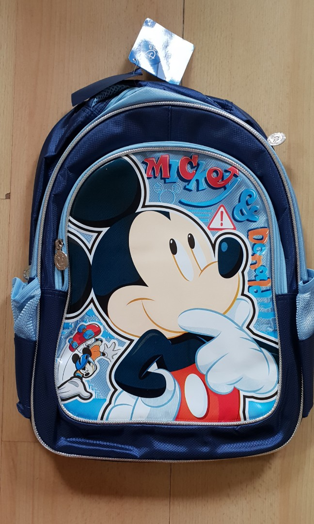 Disney Mickey Mouse Bag   Backpack   Toddler Bag for Boys