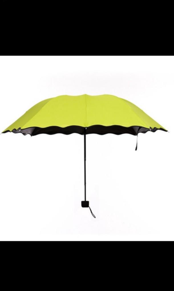 Double-layer pattern changing umbrella