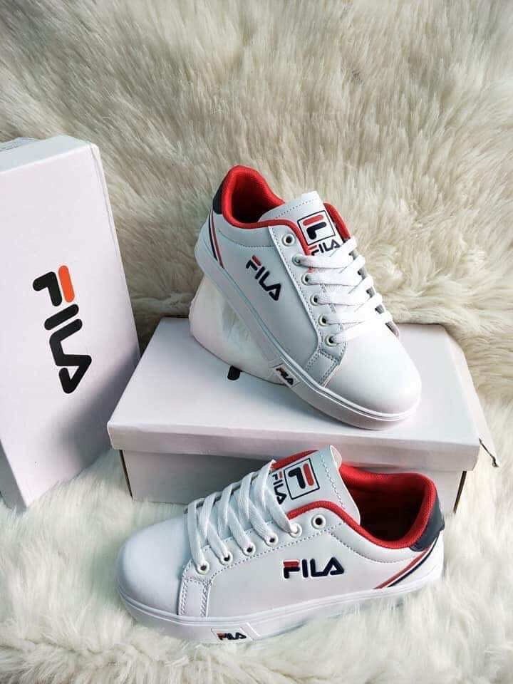 ac64ca8e5c42 Fila leather 👟 shoes