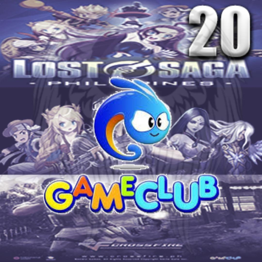 Game Club 20 eCoins on Carousell