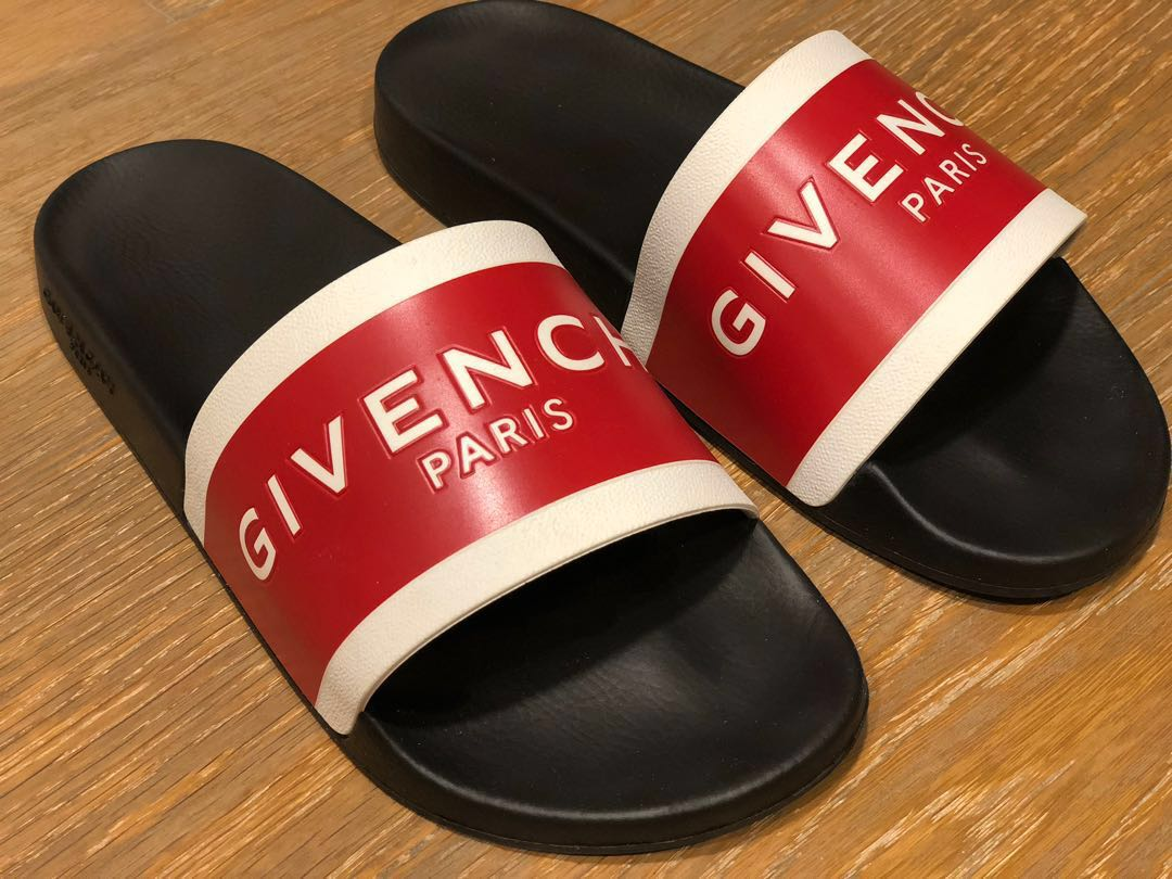 4384ae55f09 Givenchy Rubber sandals