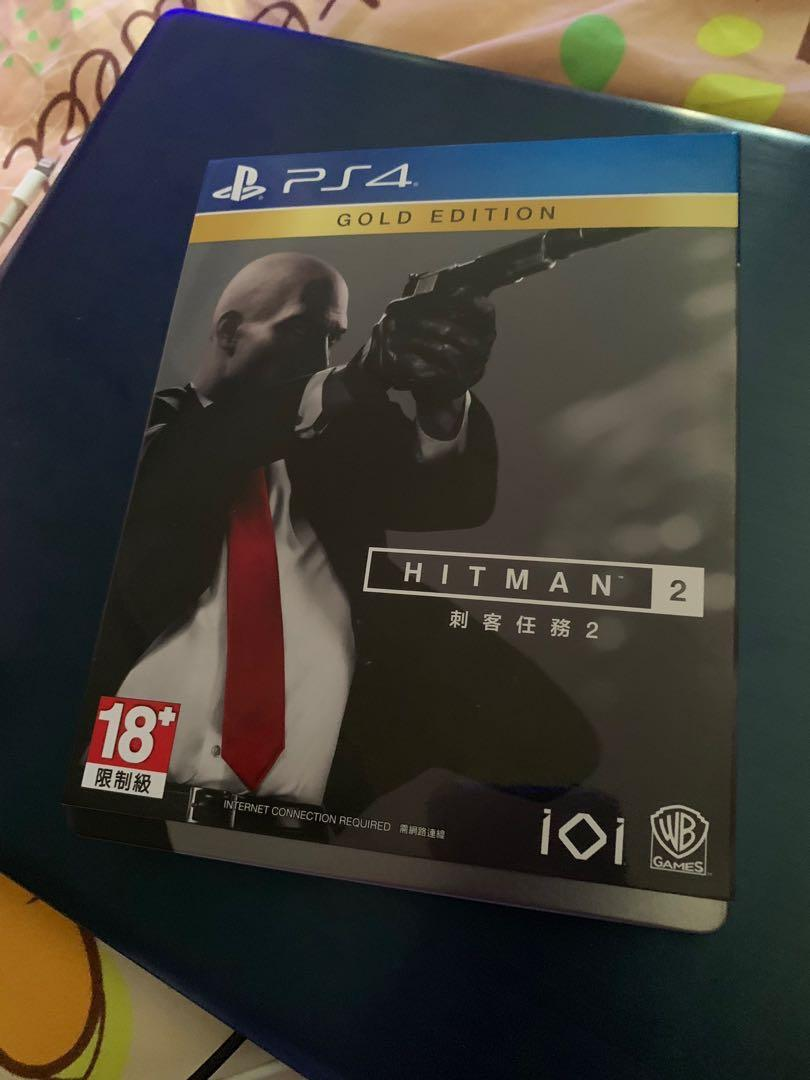 Hitman 2 Gold Edition Toys Games Video Gaming Video Games On