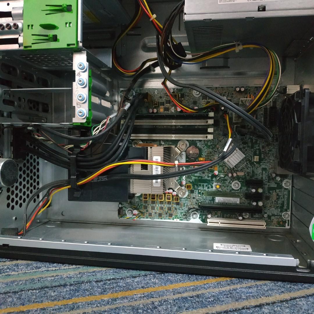 HP Compaq Pro 6300 MT PC, Electronics, Computers, Desktops
