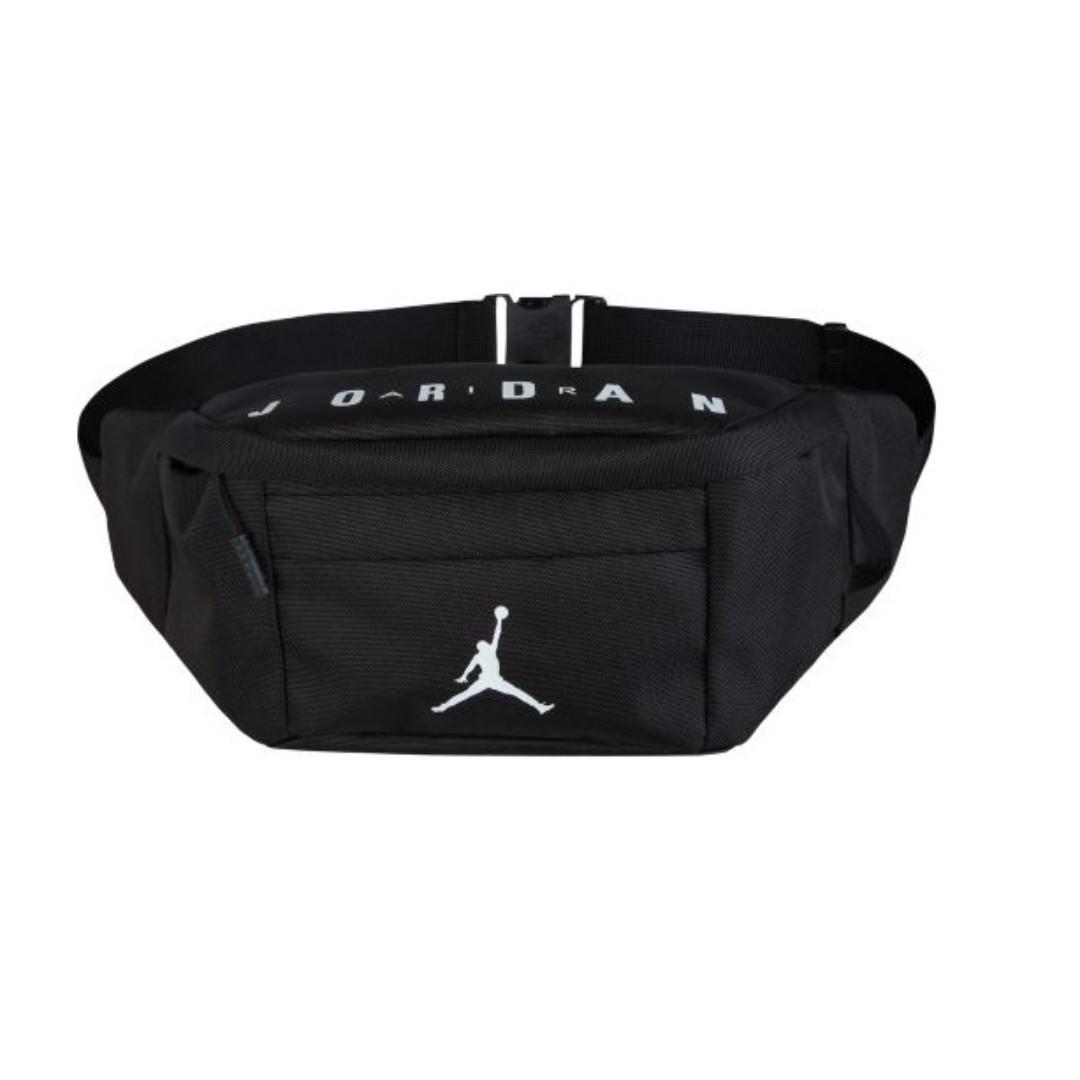 b2f5bbe2f32d7c 🔥In Stock🔥Jordan Jumpman Crossbody Bag (Black)