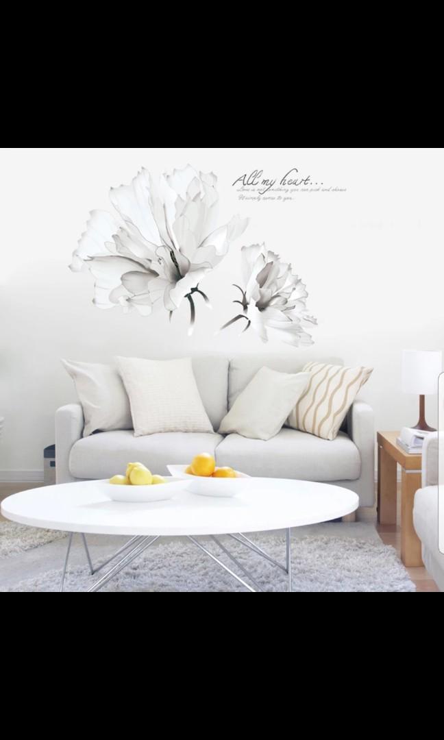 Instock Simple Elegant Modern Living Room Sofa Home Decor Applique