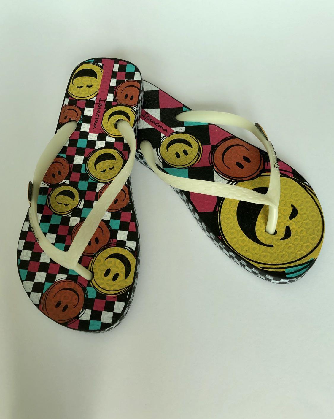 66e6c31b3d96f Ipanema Kids Girls Rubber Flip Flops