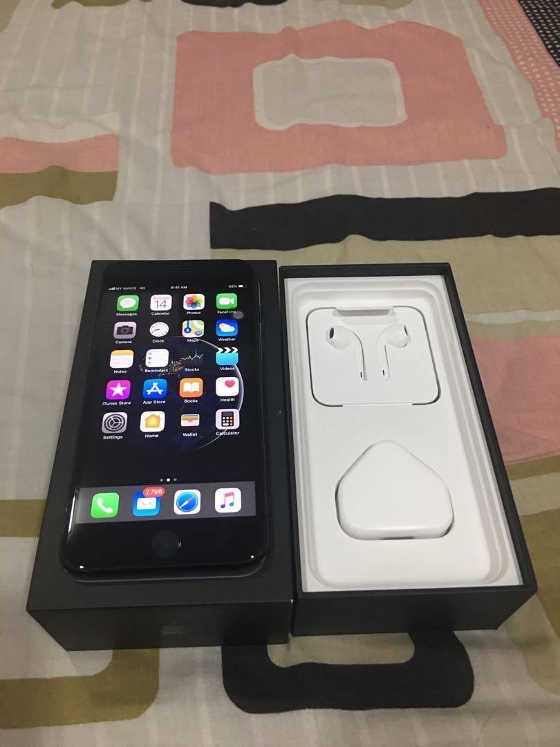 iPhone 7 Plus 256GB (MYset)