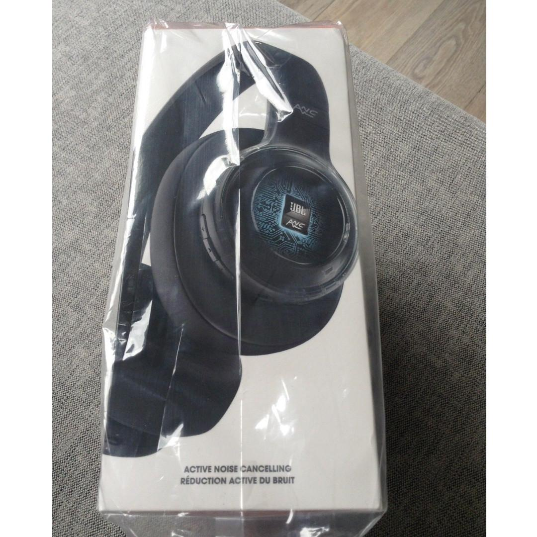 JBL Duet NC Over the Ear HEADPHONES BLACK NEW & SEALED IN BOX