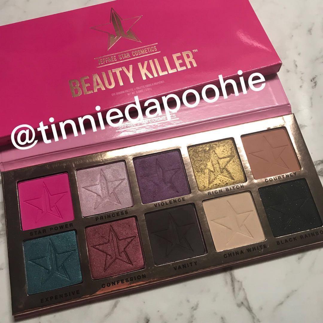 Jeffree Star Cosmetics Beauty Killer Palette