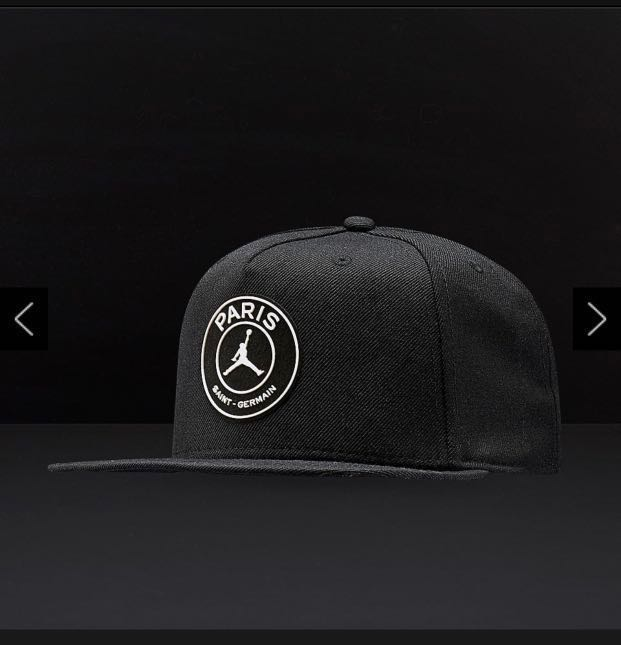 5d92c1a24f0 Jordan Paris Saint-Germain Pro Cap