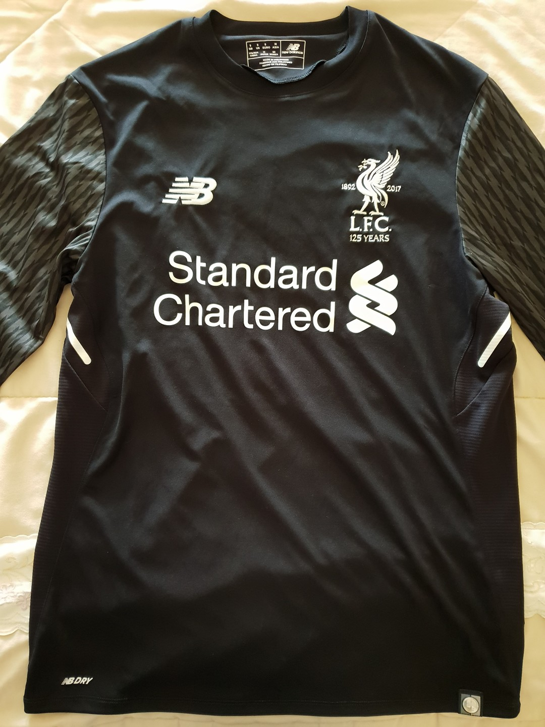 new styles 4feac 3ee81 Liverpool Keeper Jersey 2017/18
