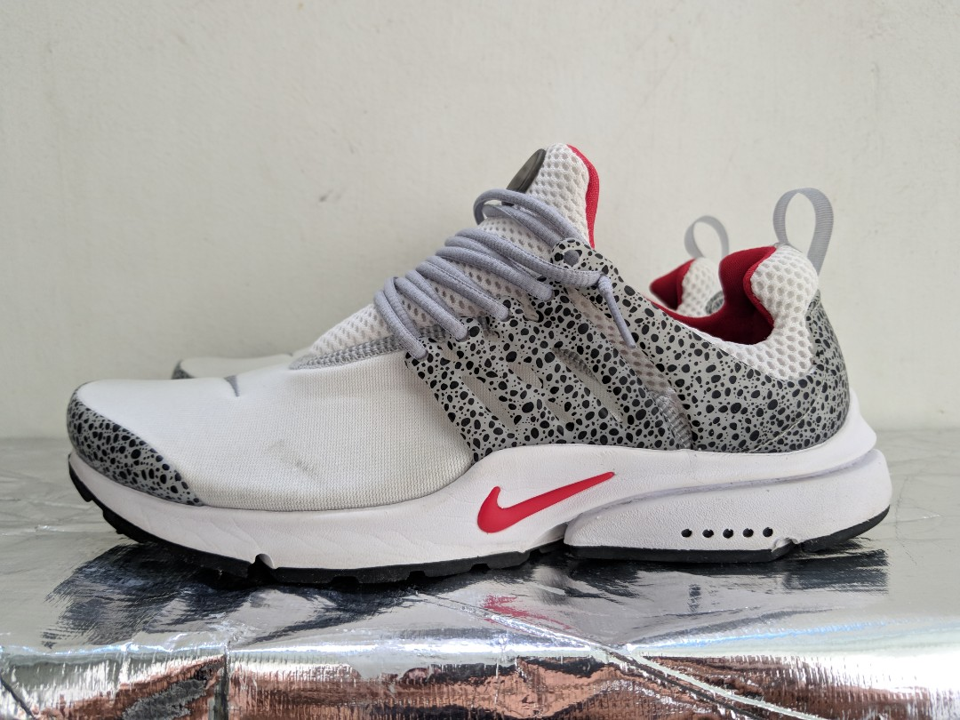 4f09c4fc7e Nike Air Presto Safari, Men's Fashion, Footwear, Sneakers on Carousell