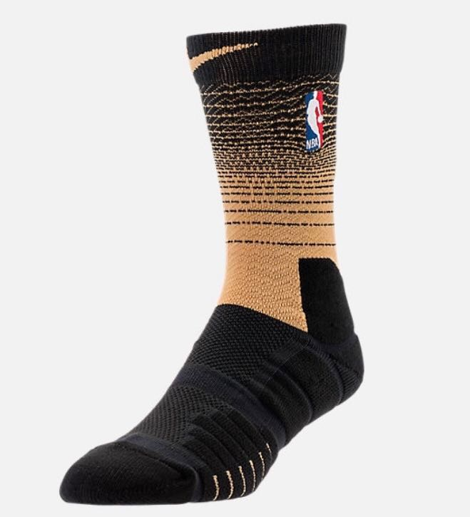 d791ab4bd85 Nike NBA Toronto Raptors elite quick crew socks (instock)