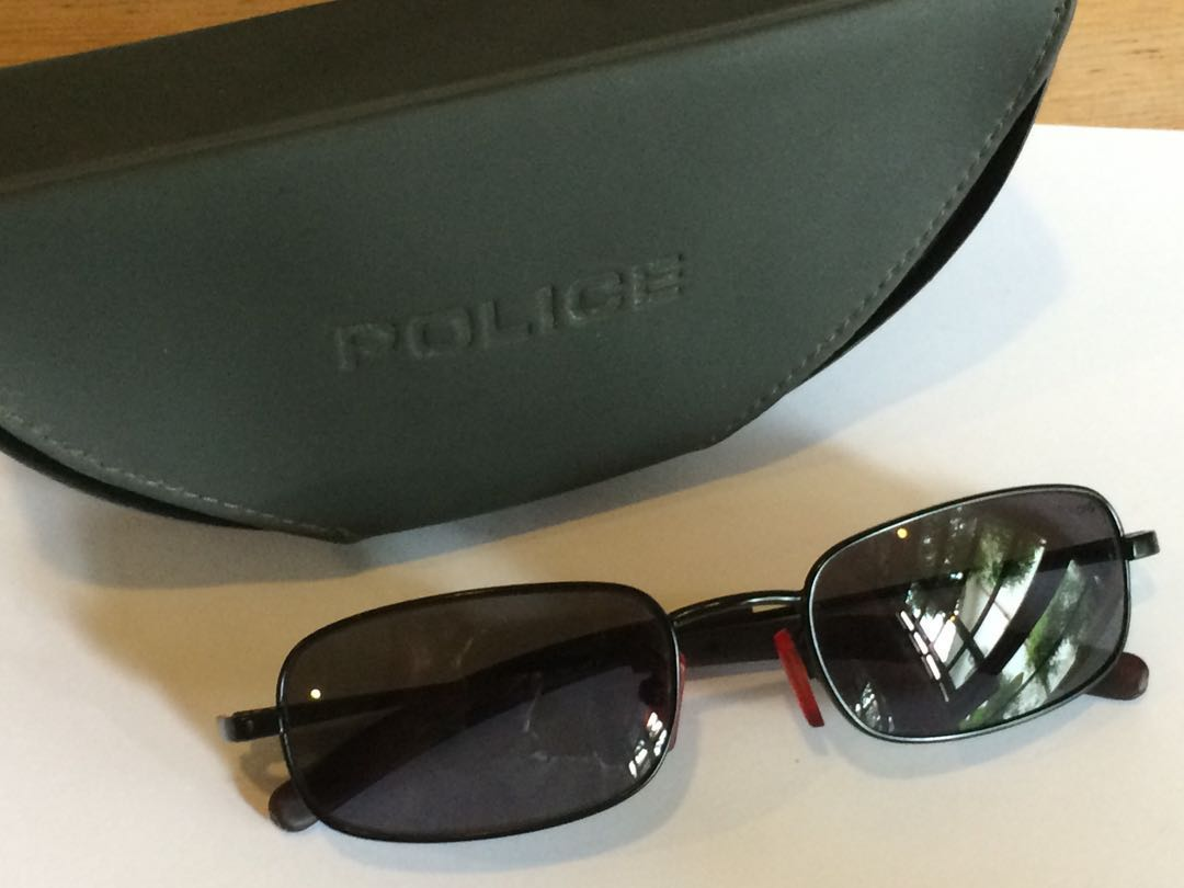 2278f0cd0399 Police sunglasses original model 2751 with pouch