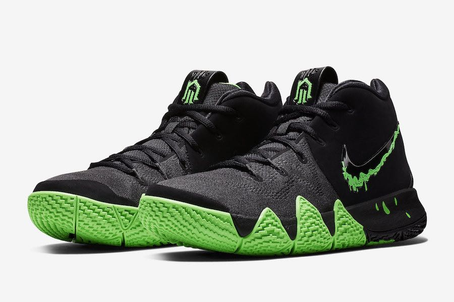 61a536aa982a Pre-Order  Kyrie 4 Halloween Size  8us - 11us