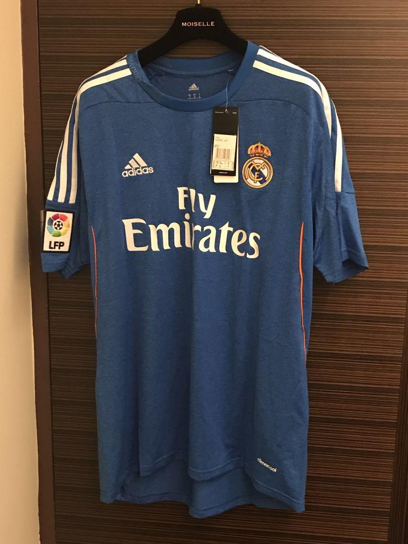 newest 5dd9a 54d99 Real Madrid Jersey Gareth Bale 11 - New With Tag, Sports ...