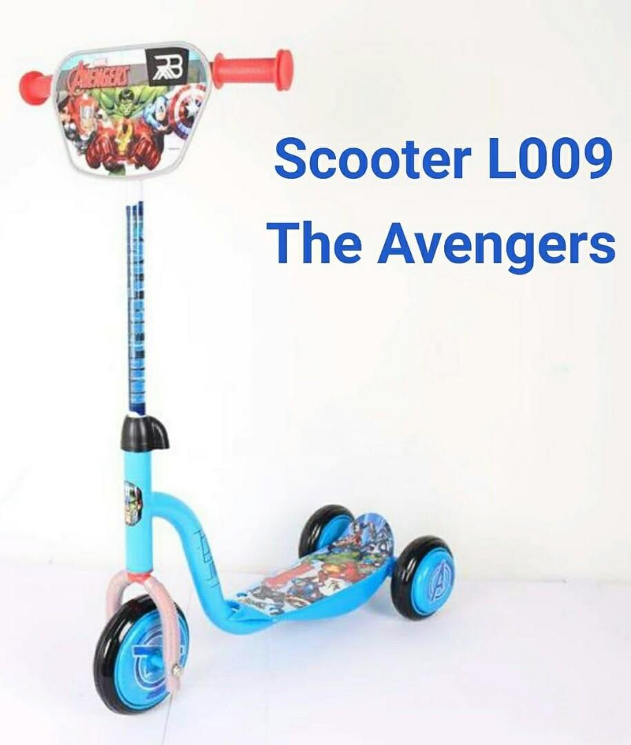 Scooter L009 the avengers