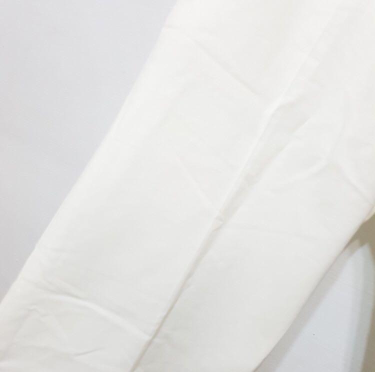 Spao白色西裝褲