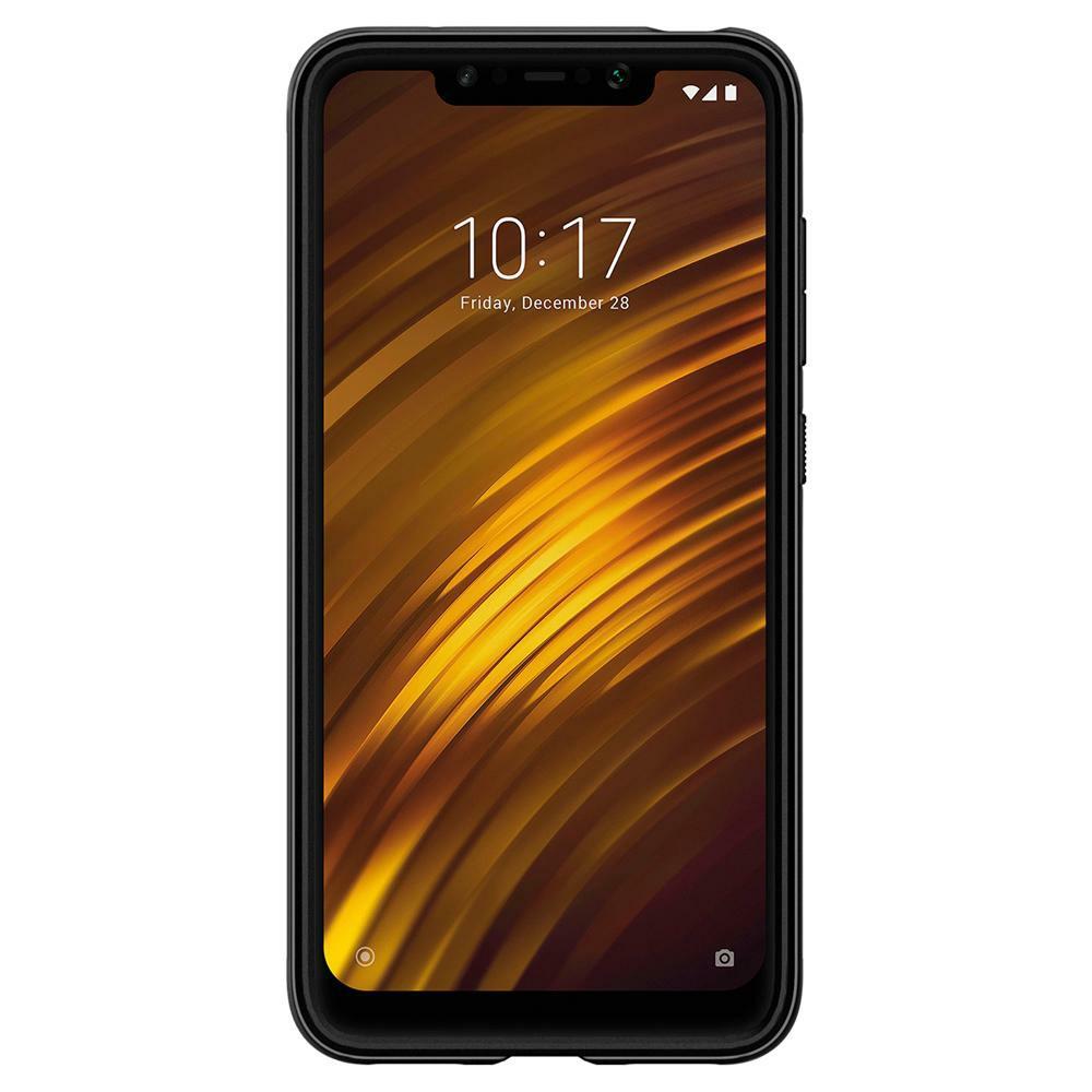 wholesale dealer c3809 9f390 Spigen Xiaomi Pocophone F1 Rugged Case
