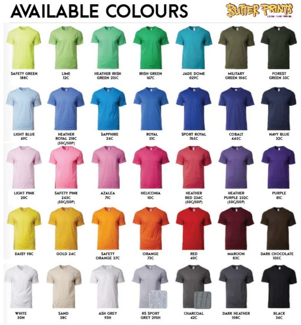 c82f573e Tshirt Printing Customize Cotton, Drifit Roundneck, Polo, Hoodies ...