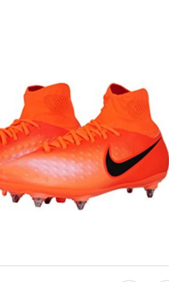 eff0dc0395a USA 10.5 Grade 2 NIKE Magista Orden II SG Mens Football Boots Soccer Cleats