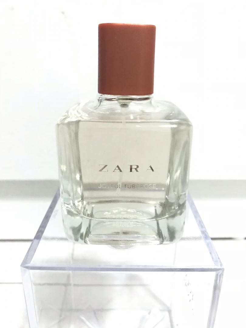 Zara Joyful Tuberose Perfume Health Beauty Perfumes Deodorants