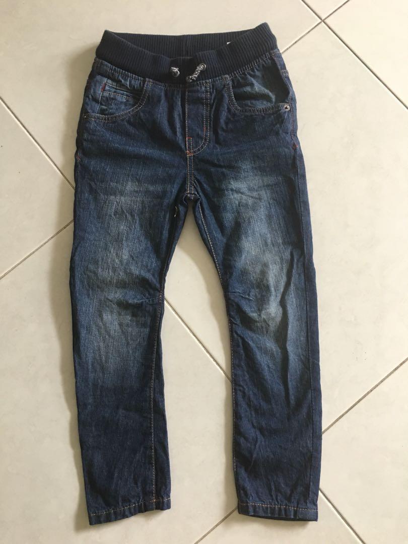 aab6f06e Carousell의 Zara kids jeans 116cm size 6, Babies & Kids, Boys ...