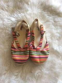 Preloved baby shoes (baby gap)