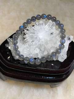 冰種拉長石手串(7mm)