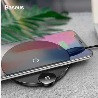 Baseus Digtal LED Display Wireless Charger