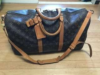 Keepall 55 Louis Vuitton authentic