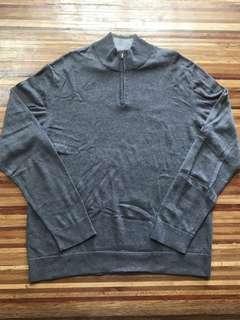 Alfani Half-Zip Sweater