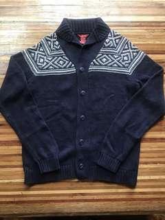 Arizona Jeans Shawl-Neck Sweater