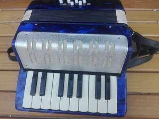 Accordion piano, accordion instruments
