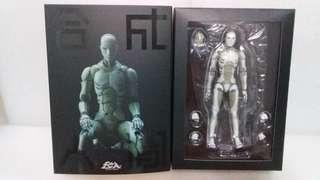 [STOCK] TOA HEAVY INDUSTRY 1/12 SCALE SYNTHETIC HUMAN