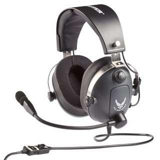 🚚 Thrustmaster T.Flight U.S. Air Force Edition Gaming Headset (PC/Xbox One/PS4)