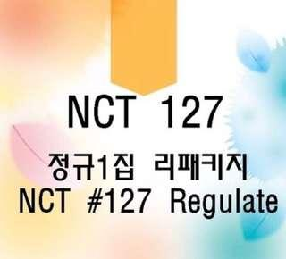 NCT Repackage Regulate