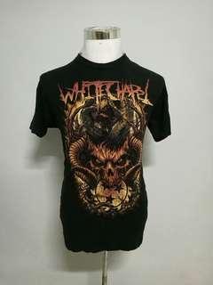 WHITECHAPEL Band T-shirt