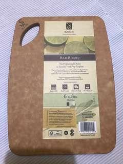 Sage bar board cutting board