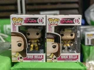 Bella Twins Total Divas Set