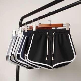 FLASH SALE $9.90 Brand new elastic runner shorts
