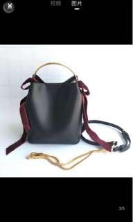⚡️SALE⚡️CHARLES & KEITH 2 WAY BUCKET BAG