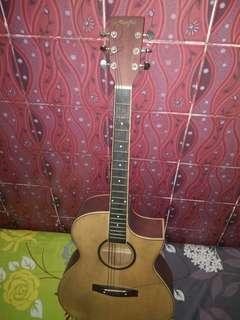 Guitar Marfill