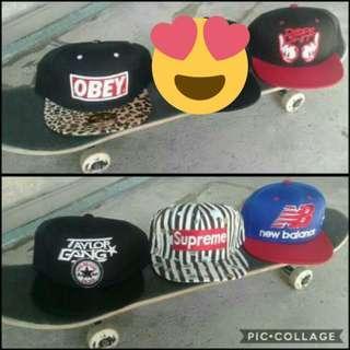 Brandnew Men's Cap