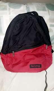 heartstrings black and red bag