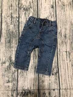 🚚 🔅全新🔅Seed寶寶牛仔褲(6-12)