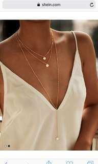 Bnew Layered Necklace Set