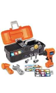~Ready Stocked~ VTech Drill and Learn Toolbox